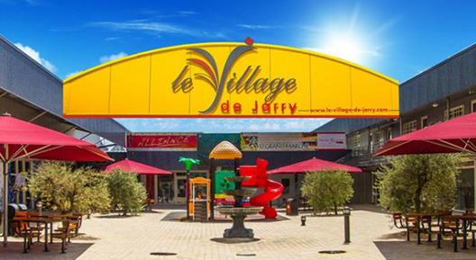 Village de jarry